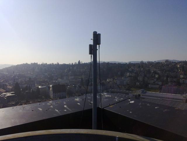 Antenne KSSG1 KSSG4